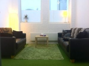 Birmingham Counselling Services - Therapy room