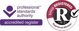 Martin Hogg BACP Registered Counsellor logo