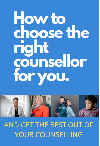 How To choose The Right Counsellor For You Ebook Image